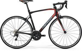 Bicicleta MERIDA Ride 4000 M/l 54 Negru Rosu Gri 2017