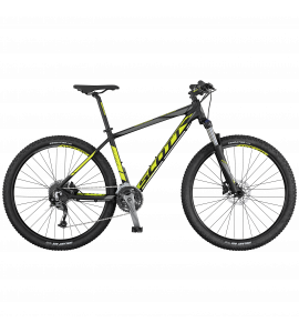 Bicicleta SCOTT Aspect 940 M Negru Galben Gri 17