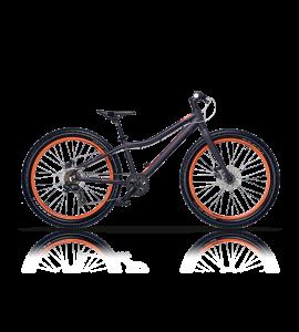 Bicicleta CROSS Rebel girl - 24'' junior - 310mm