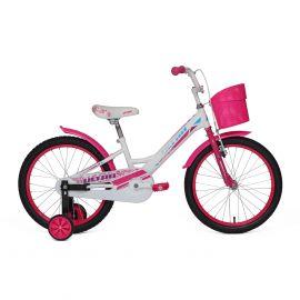 Bicicleta ULTRA Larisa 20'' Alb
