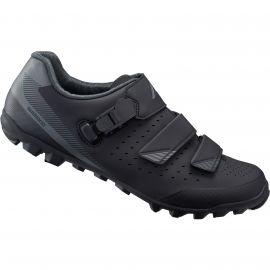 Pantofi ciclism SHIMANO Mtb SH-ME301MLG - Negru/Auriu 46