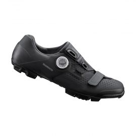Pantofi ciclism SHIMANO Mtb SH-XC501MLG - Negru/Auriu 44