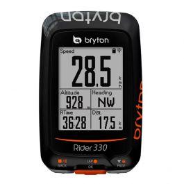 Ciclocomputer BRYTON Rider 330T GPS Set
