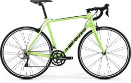 Bicicleta MERIDA Scultura 100 Ml 54 Green Bk 2017