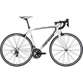 Bicicleta MERIDA Scultura Disc 4000 S/m 52 Alb Arg Rosu 17