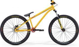Bicicleta UMF Hardy PRO Steel 1 S Galben