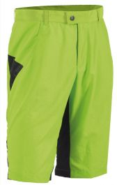 Pantaloni scurti NORTHWAVE Idol Baggy - Verde S