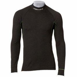Tricou NORTHWAVE Karbon Tex cu maneca lunga - Negru L