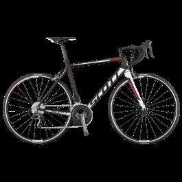 Bicicleta SCOTT Speedster 20 Compact M54 Bk W Red 17