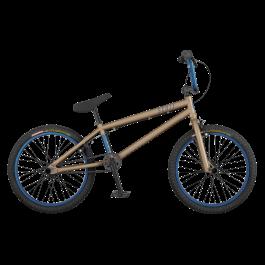 Bicicleta SCOTT Volt-x 20 Bmx Gold Blue 2017