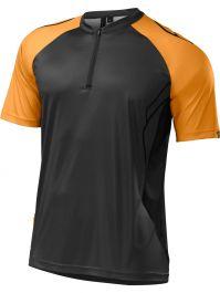 Tricou SPECIALIZED Atlas XC Pro - Carbon/Grey/Orange M
