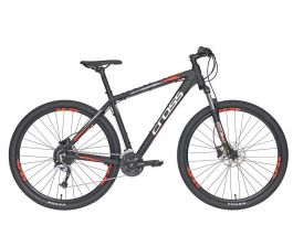 "Bicicleta CROSS Traction SL3 29"" negru/alb 510mm"