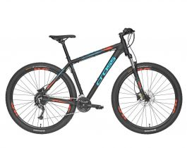 "Bicicleta CROSS Traction SL5 29"" negru/albastru 510mm"