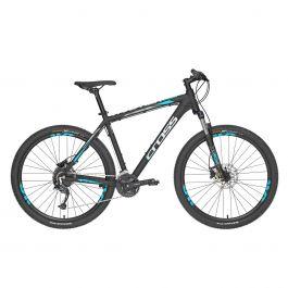 "Bicicleta CROSS TRACTION SL5 27.5"" negru/alb 510mm"
