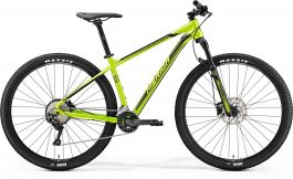 Bicicleta MERIDA Big Nine 500 M(17) Verde (Negru) 2018