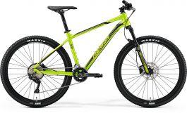 Bicicleta MERIDA Big Seven 500 M(17) Verde (Negru) 2018