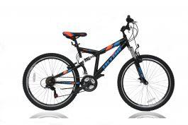 """Bicicleta ULTRA Apex 26"""" negru"""