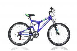 """Bicicleta ULTRA Apex 26"""" albastru"""