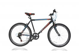 "Bicicleta ULTRA Storm 26"" negru 480mm"