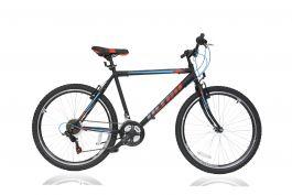 "Bicicleta ULTRA Storm 26"" negru 520mm"