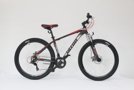 "Bicicleta ULTRA Nitro 27.5"" negru/portocaliu 480mm"