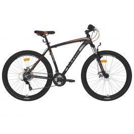 "Bicicleta ULTRA Nitro 27.5"" negru/portocaliu 520mm"
