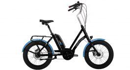 Bicicleta CORRATEC Life S Active 400 negru/albastru