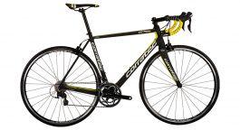 Bicicleta CORRATEC CCT Team Ultegra carbon mat/galben/alb 570mm