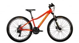 "Bicicleta CORRATEC X-Vert Rock 26"" Orange/Galben 340mm"