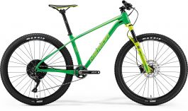 Bicicleta MERIDA Big Seven Limited S(15) Verde (Verde deschis) 2018