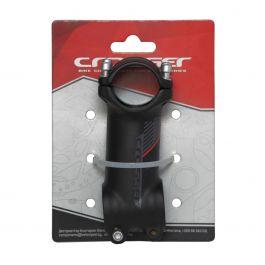 """Pipa CROSSER D507A 1 1/8"""" 31.8*80mm +/-7 negru/rosu"""