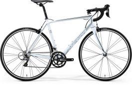 Bicicleta MERIDA Scultura 100 XL(59) Alb/Argintiu/Negru 2018