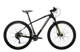 "Bicicleta CORRATEC Revolution 29"" LTD Negru/Galben neon/White 490mm"