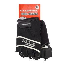 Manusi CROSSER RS-520 fara degete - negru - L