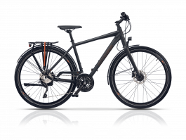 Bicicleta CROSS Quest man- 28'' trekking