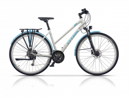 Bicicleta CROSS Amber - 28'' trekking