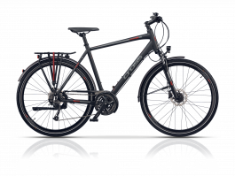 Bicicleta CROSS Travel man- 28'' trekking