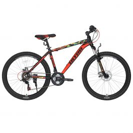 "Bicicleta ULTRA Agressor 26"" rosu 520mm"