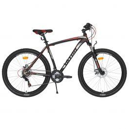 Bicicleta ULTRA Nitro RF 27.5'' negru/rosu 480mm
