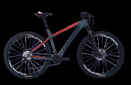 Bicicleta CORRATEC X-Vert Race 29 gri / rosu / negru - 440mm