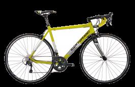Bicicleta CORRATEC Dolomiti Expert galben neon /alb / negru - 540mm