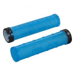 Mansoane SUPACAZ Grizips - Clear - albastru neon