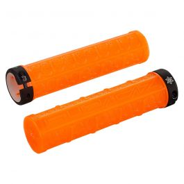 Mansoane SUPACAZ Grizips - Clear - orange neon
