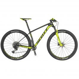 Bicicleta SCOTT Scale Rc 900 Worldcup 2019