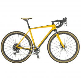 Biciclceta SCOTT Addict Gravel 10 S52