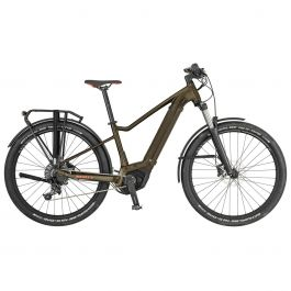 Bicicleta SCOTT Axis E-Ride 20 Lady 2019