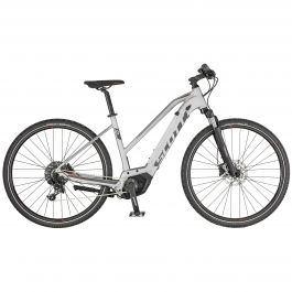 Bicicleta SCOTT Bicicleta SCOTT Sub Cross E-Ride 10 Lady 2019