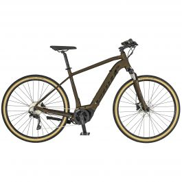 Bicicleta SCOTT Bicicleta SCOTT Sub Cross E-Ride 20 2019