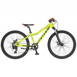 Biciclceta SCOTT Scale 24 Disc Galben/Negru