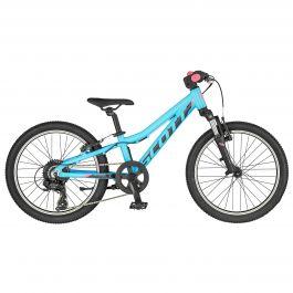 Biciclceta SCOTT Contessa 20 Albastru/Portocaliu (19)